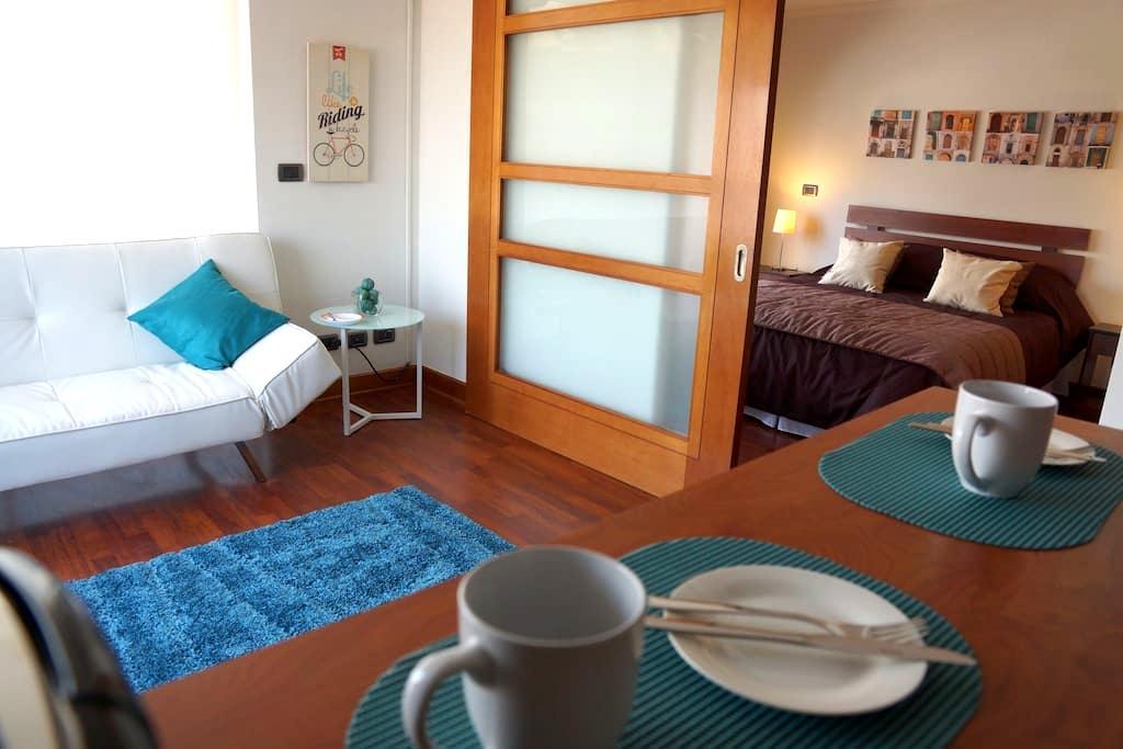 Lindo departamento en Providencia - Providencia - Appartement