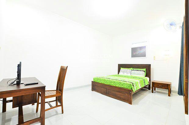 Larisa Homestay Kambodja Room