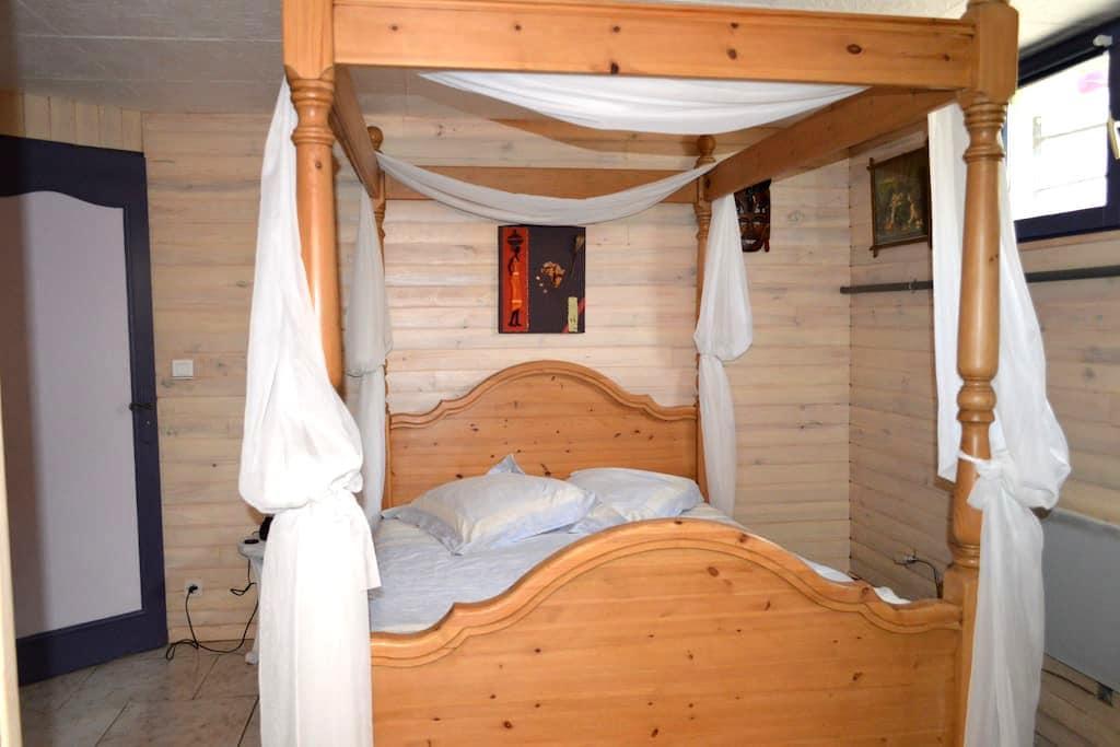chambre dans vignoble près de Reims - Branscourt - Hus