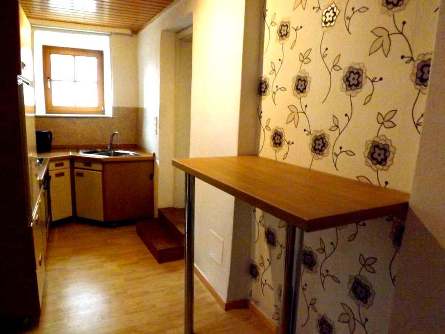 Apartment zum Erholen - Floß - 公寓