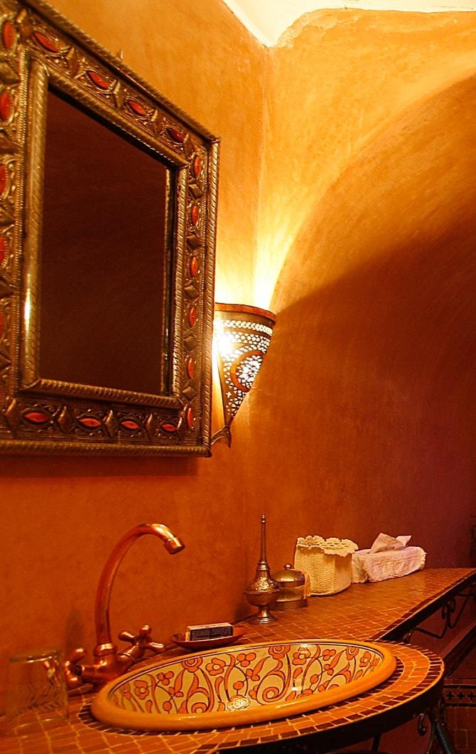 "bathroom in our Suite ""dble -triple room"""