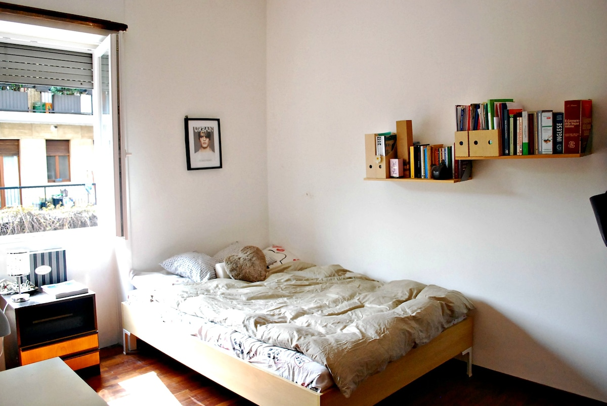 Nice room in central neighborhood
