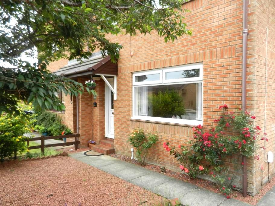 Comfortable holiday house  fresh clean and quiet - Troon - House