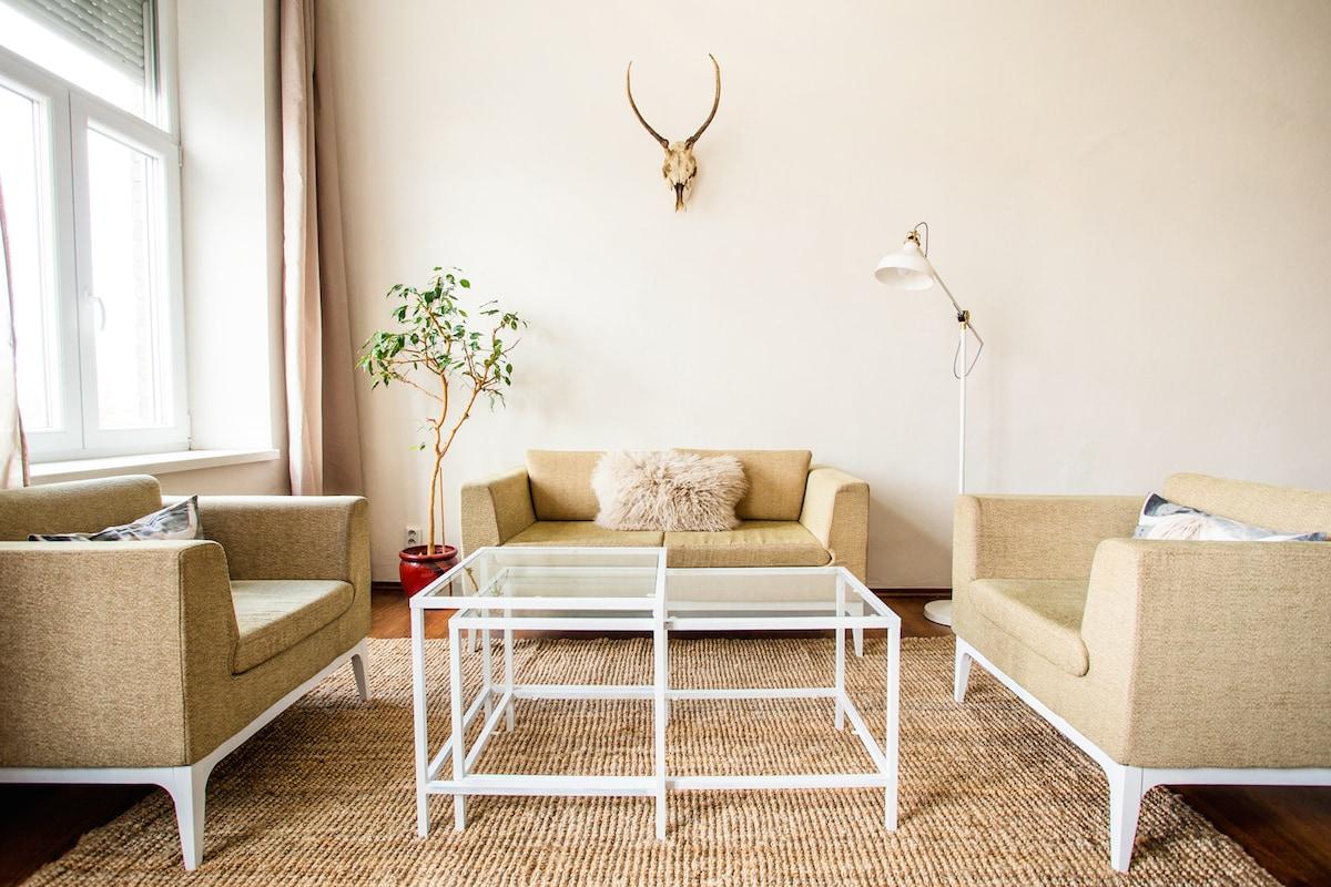 Stylish central apartment