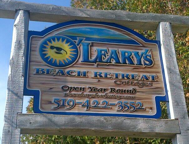 Sauble Beach Cottages For Rent