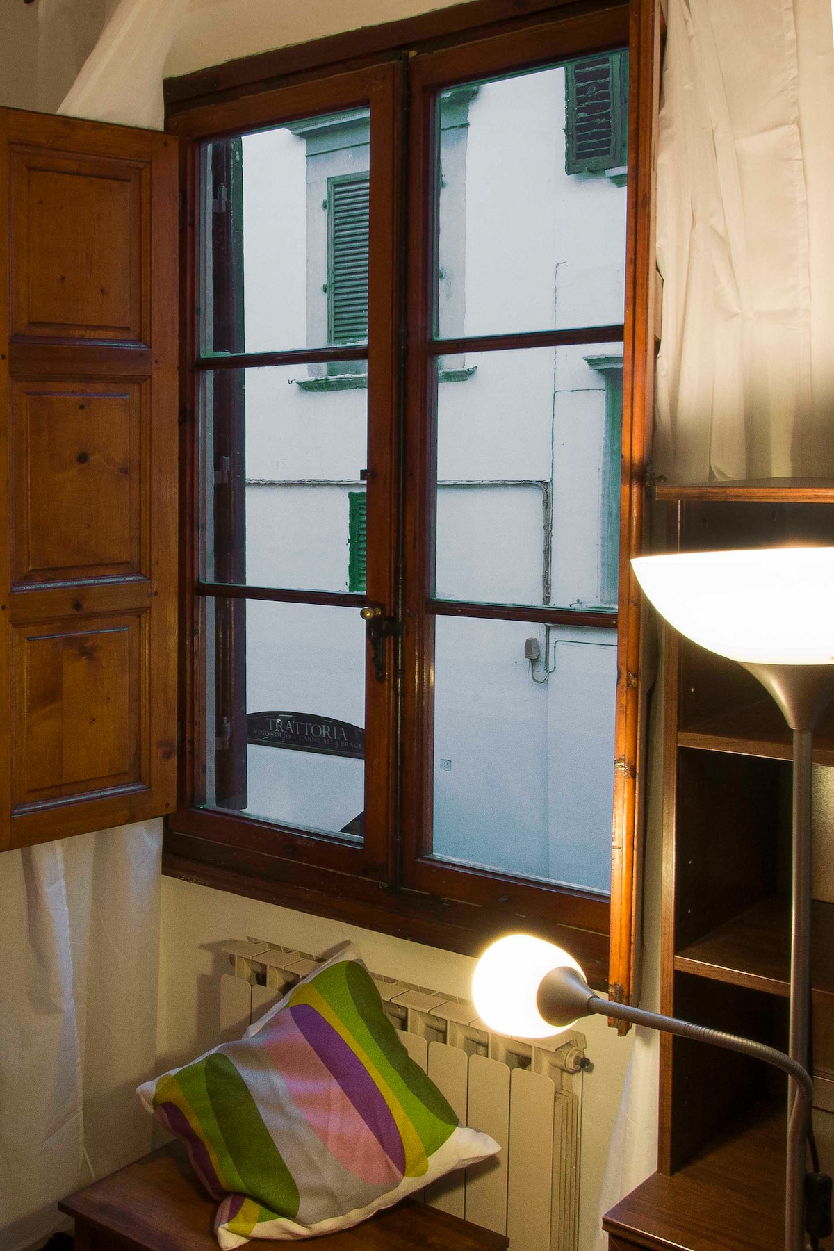 Bright nice apartment
