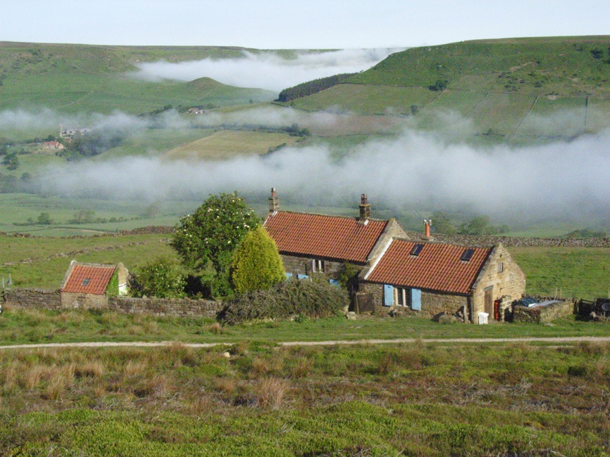 Bainley Bank Cottage, moor retreat