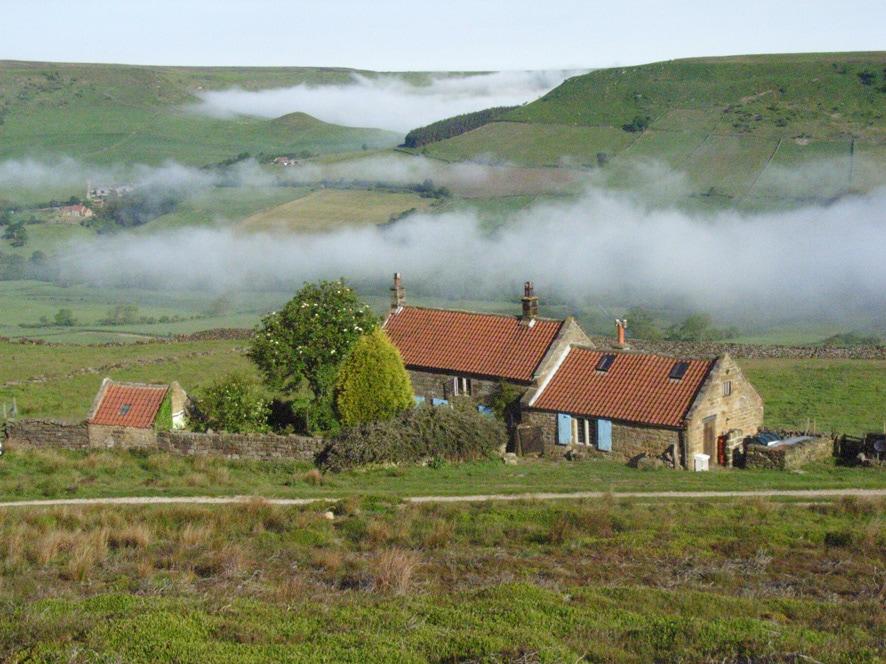 Bainley Bank Cott, moorland retreat