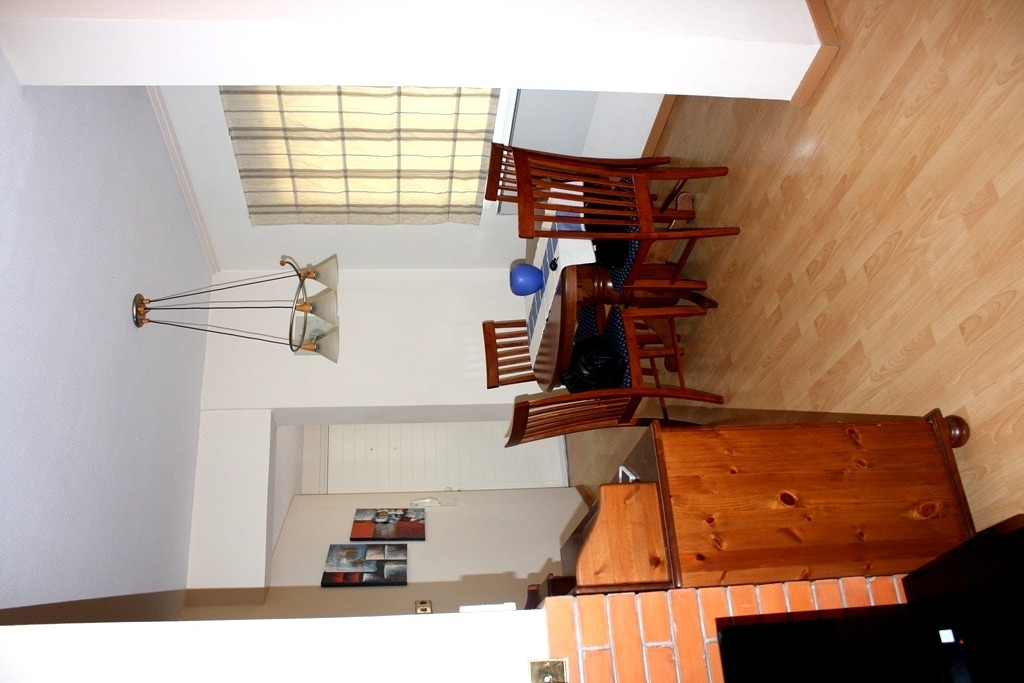 1-bedroom apartment in the centre