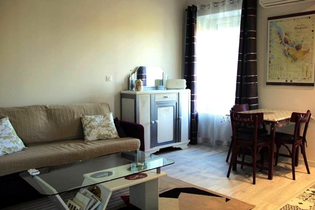Appartement 36m2 aux portes de Bordeaux - Latresne - Apartment