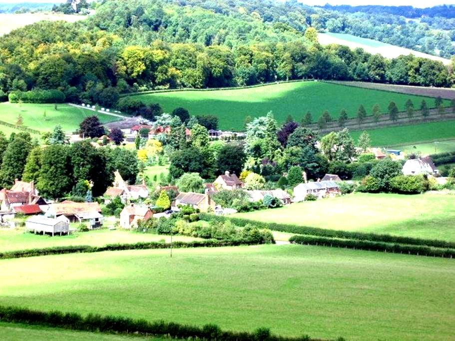 Gorgeous Victorian Cottage in the Chilterns - Fingest - Ev