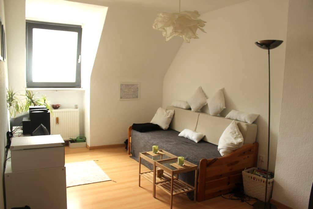 Room near city, airport and trade fair - Keulen - Appartement