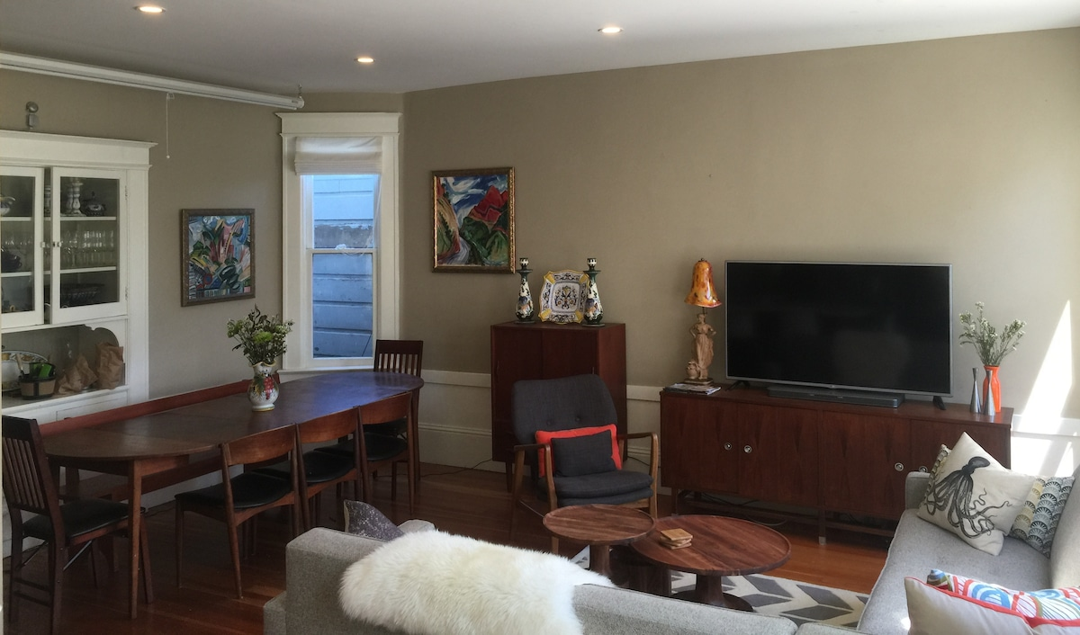 Mission/Noe Valley 3BR+   14day min