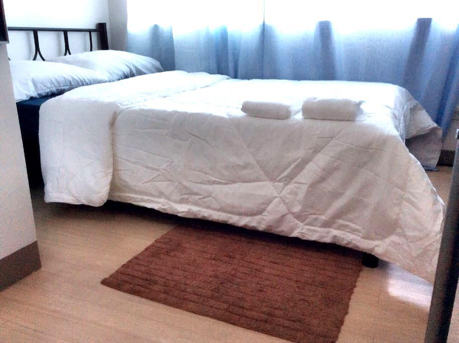 Practicality meets comfort... - Muntinlupa - Osakehuoneisto