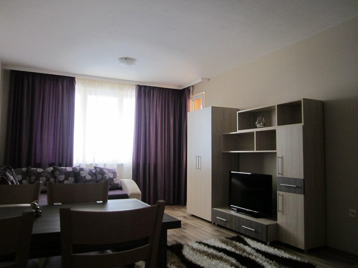 Modern 1BD apartment + sofa bed