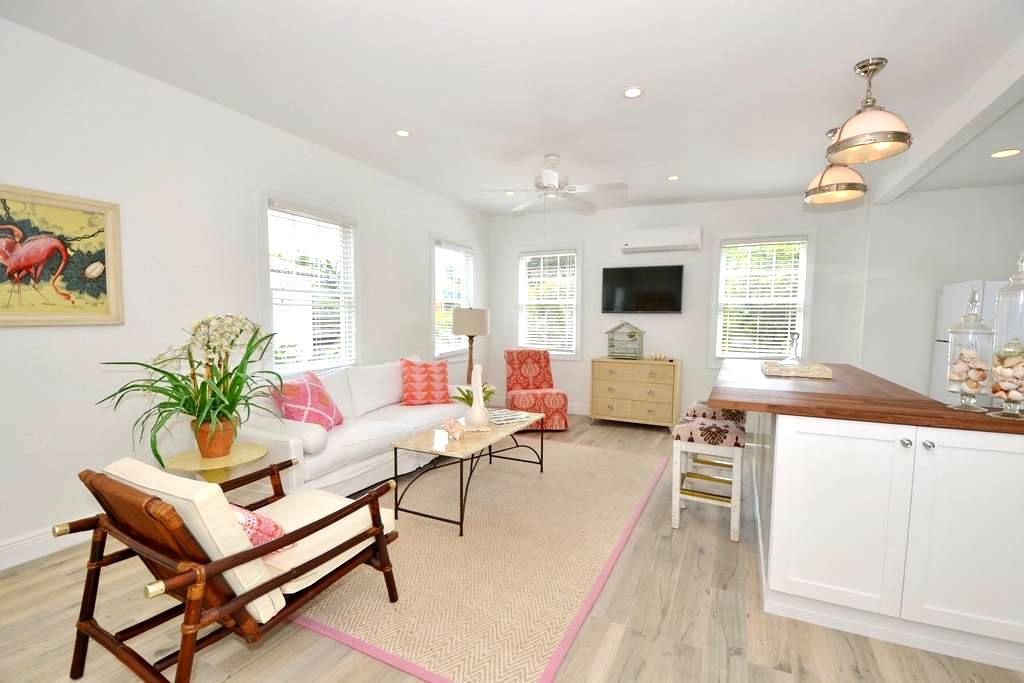 Charming historic cottage! - Delray Beach - Apartment