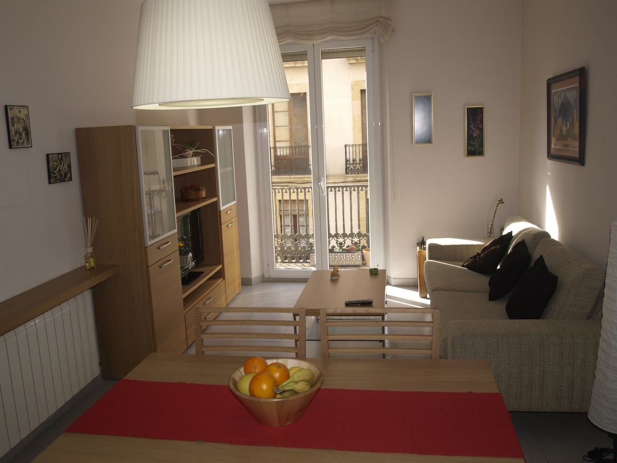 Apartment in Tarragona downtown