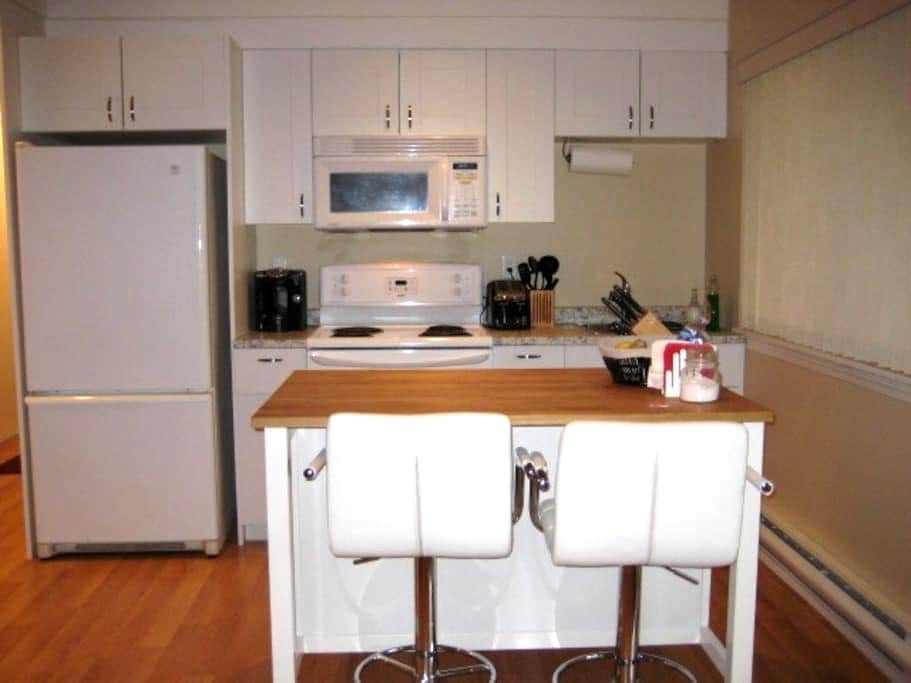 Eaglepoint suite - Nanaimo - Daire