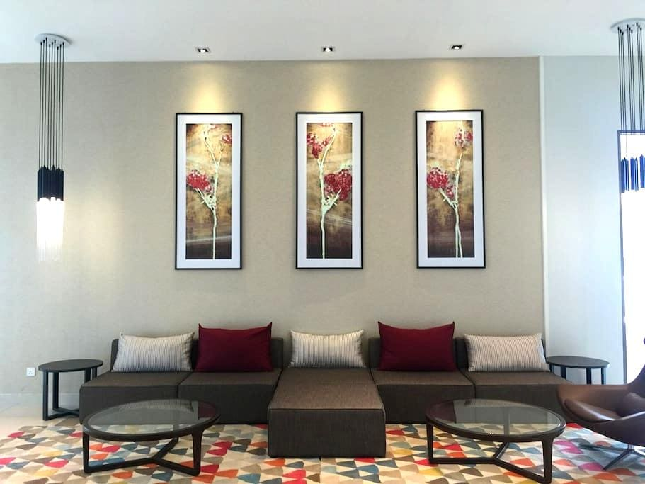 V-Home KK Sabah from airport 10minutes maste rroom - Kota Kinabalu - Apartment