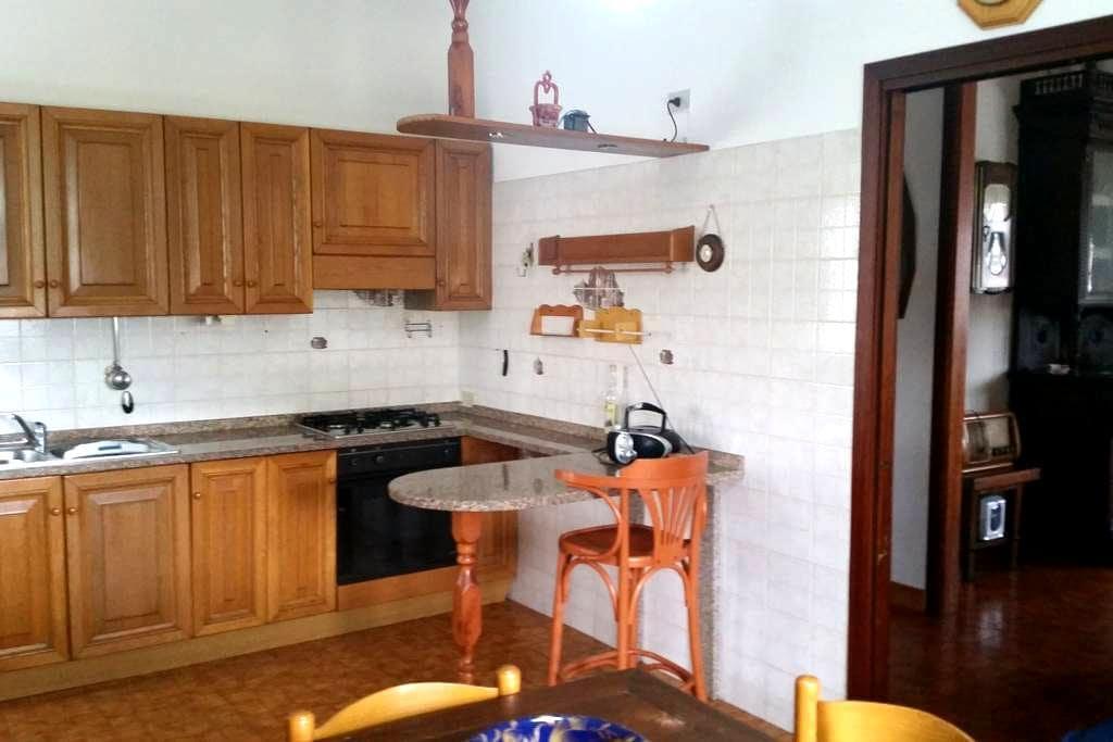 grande casa piano rialzato - Ariano nel Polesine - Hus