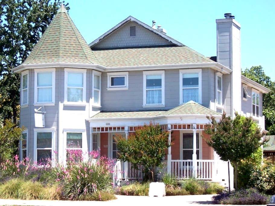 Pied-a-Terre - Sonoma - Ház