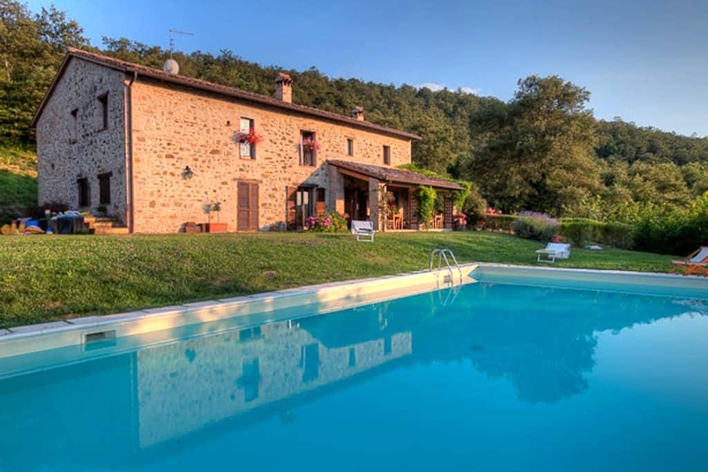 Casale San Bartolomeo 2...Umbria - San Venanzo (Terni)