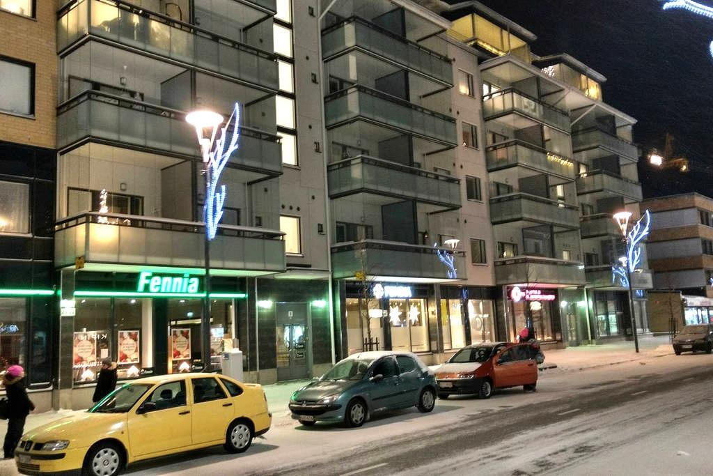Perfect home for a traveller in the Santa's city - Rovaniemi
