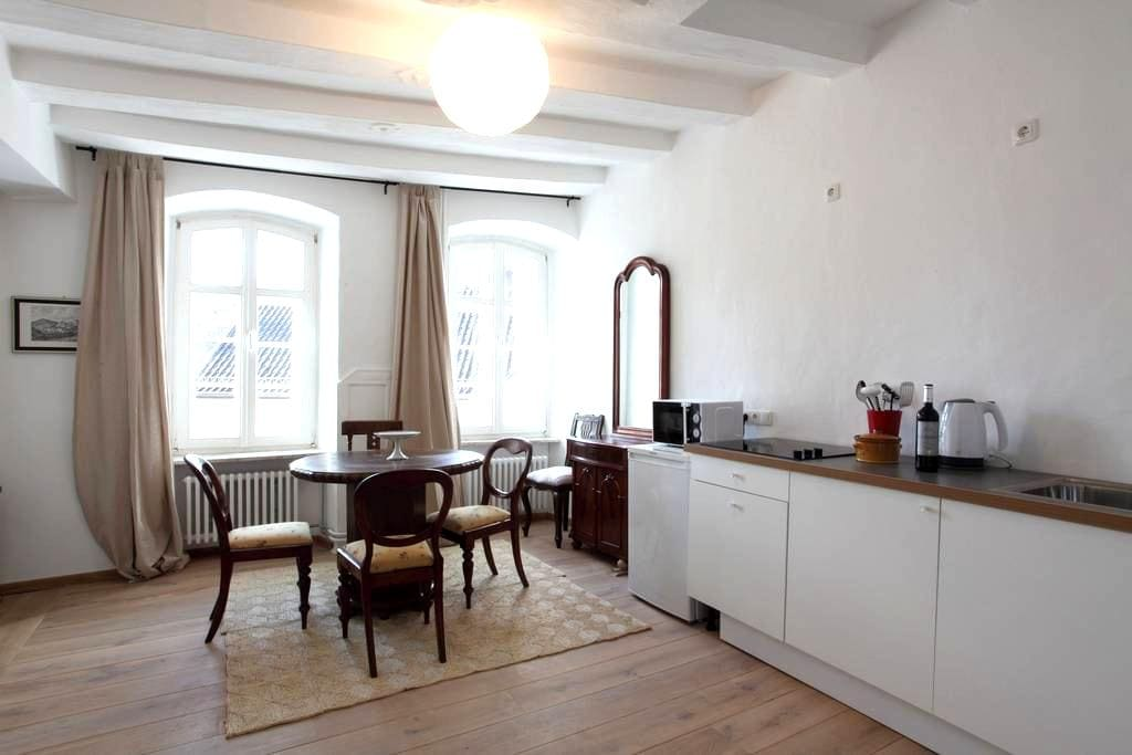 Sunny apartment in historic buildin - Blankenheim