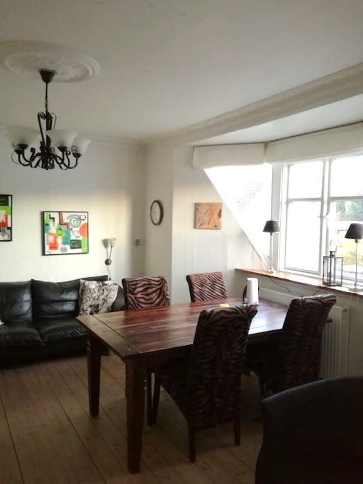 Superiorværelset Nr 1 på Bed & Breakfast Randers - Randers - ที่พักพร้อมอาหารเช้า