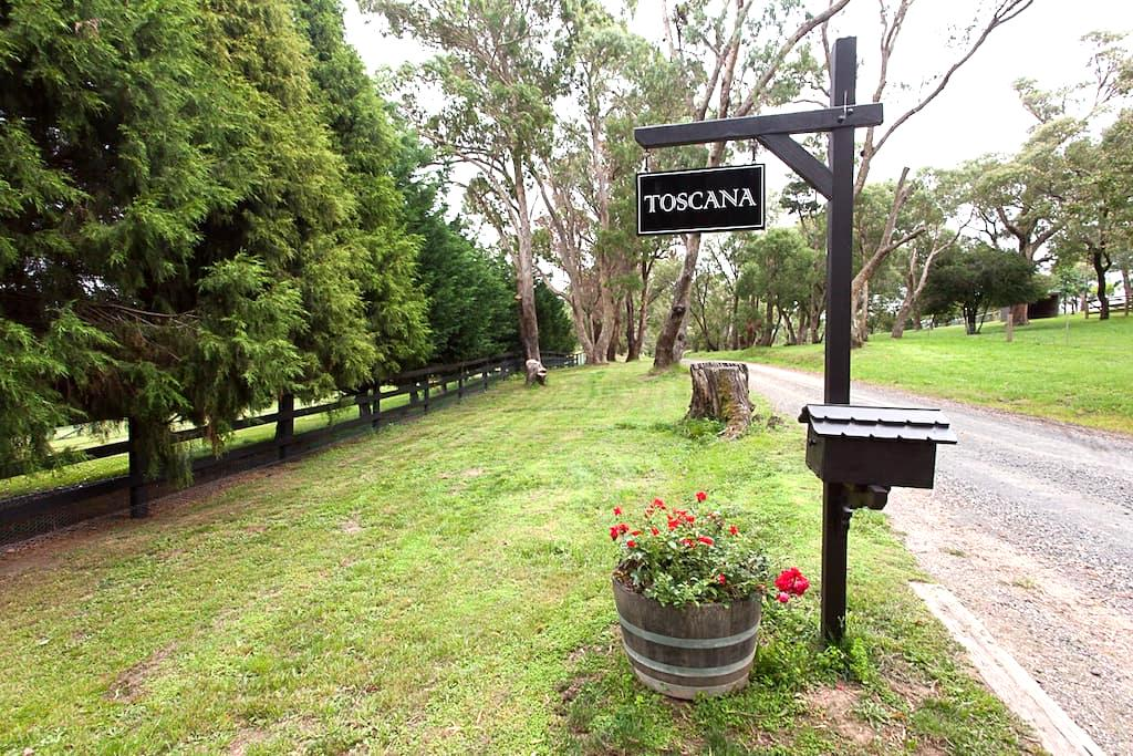 Toscana Cottage on Greenhills - Sutton Forest - Bed & Breakfast