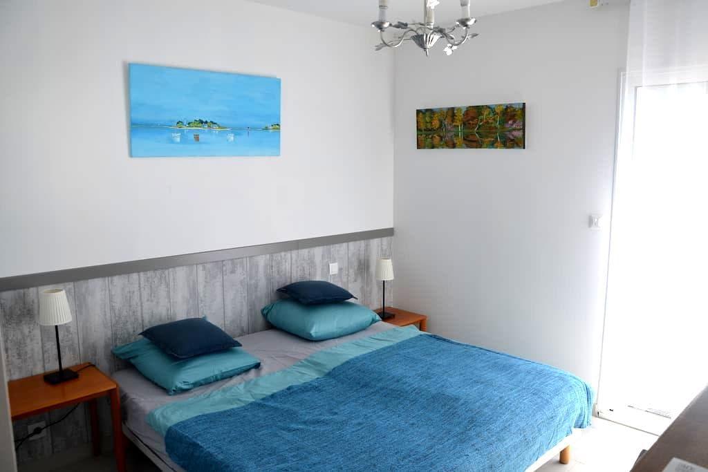 Studio neuf à deux pas de la plage - Larmor-Plage - Dům