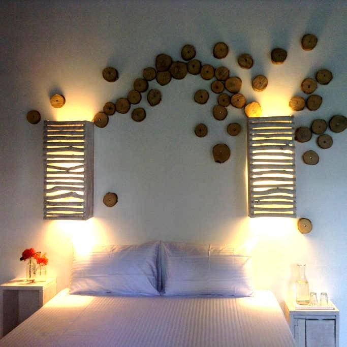 Beautifull AC Doubleroom @Sisters&pit - Hikkaduwa - Boutique hotel