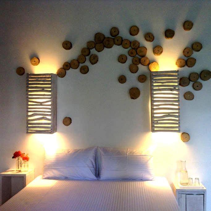 Beautifull AC Doubleroom @Sisters&pit - Hikkaduwa - Hotel butik