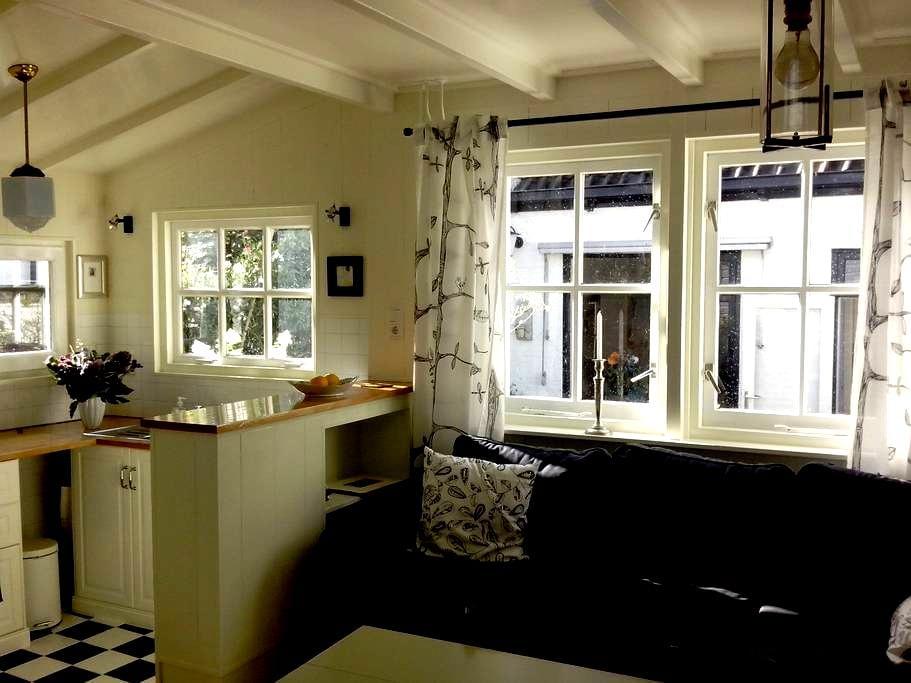 Garden cottage near Amsterdam! - Edam - Rumah