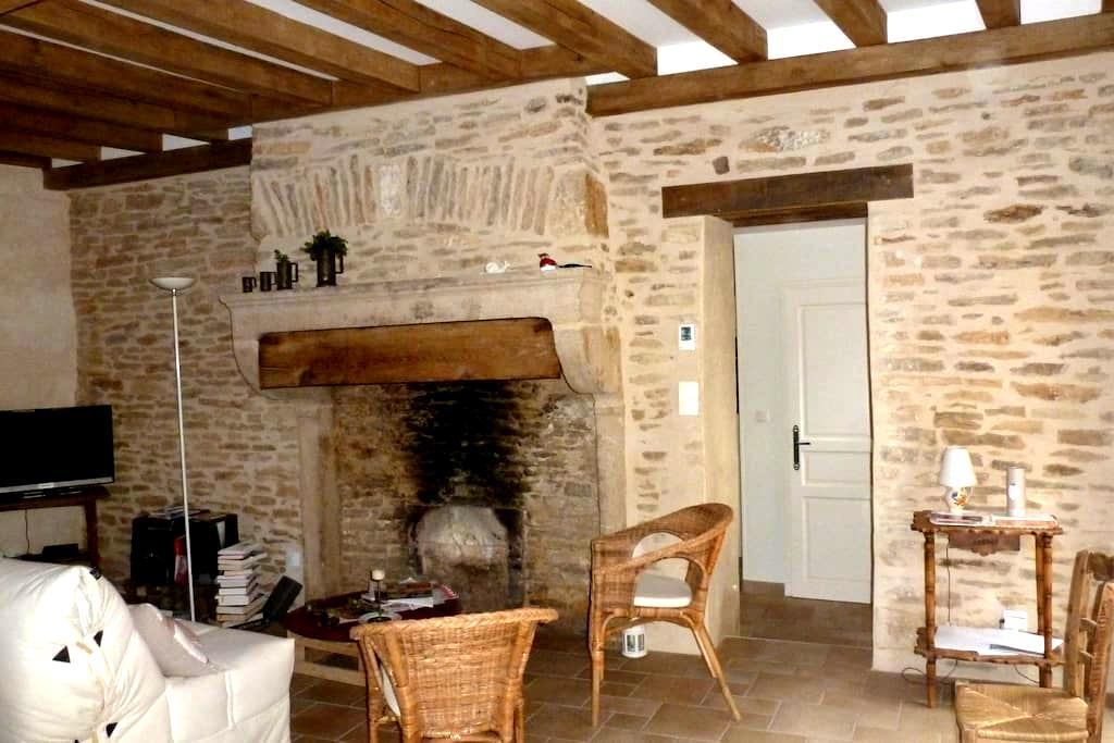 Maison à 5mn de Beaune  à Pernand Vergelesses - Pernand-Vergelesses - Dom