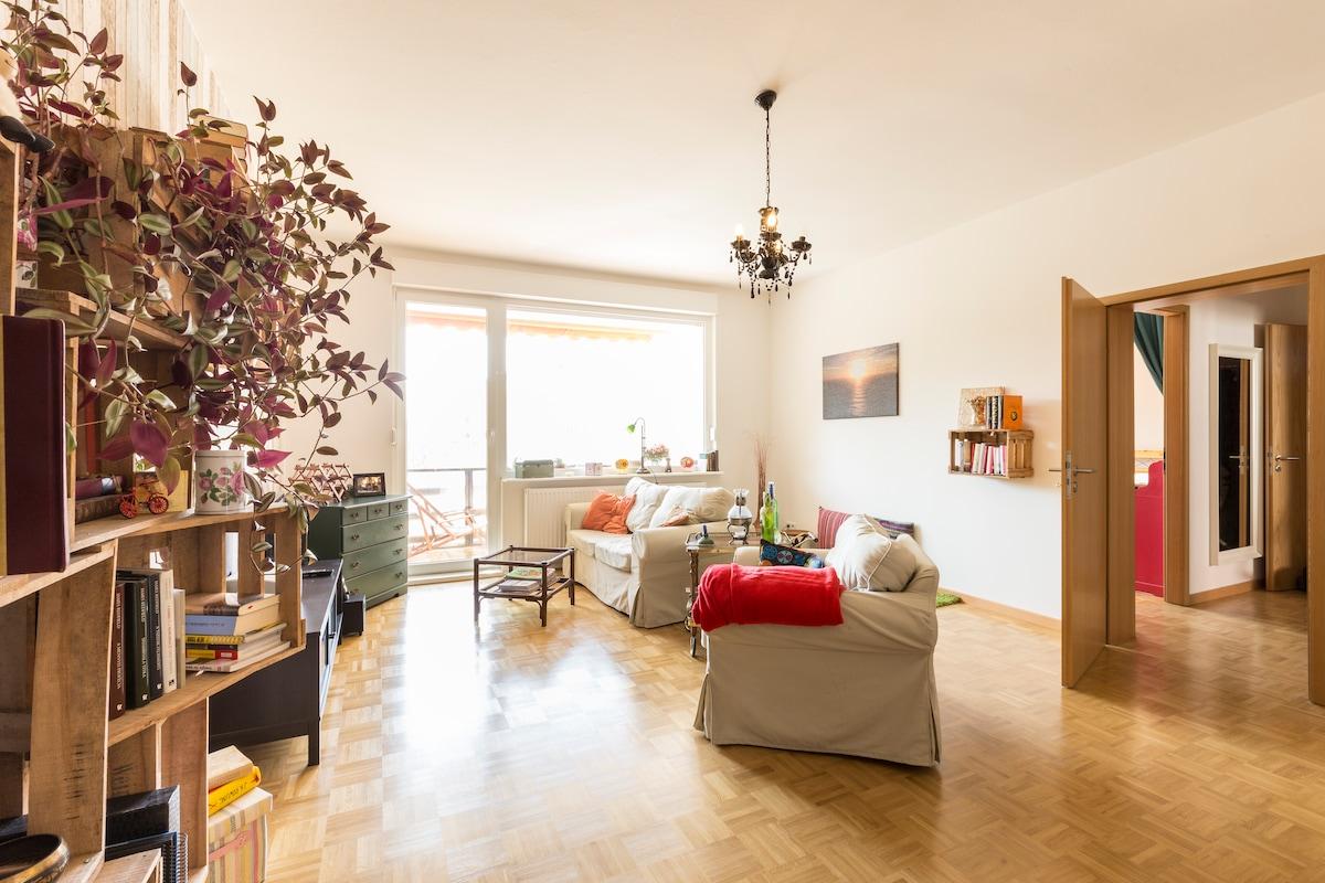 Idyllic flat in Berlin-Wilmersdorf