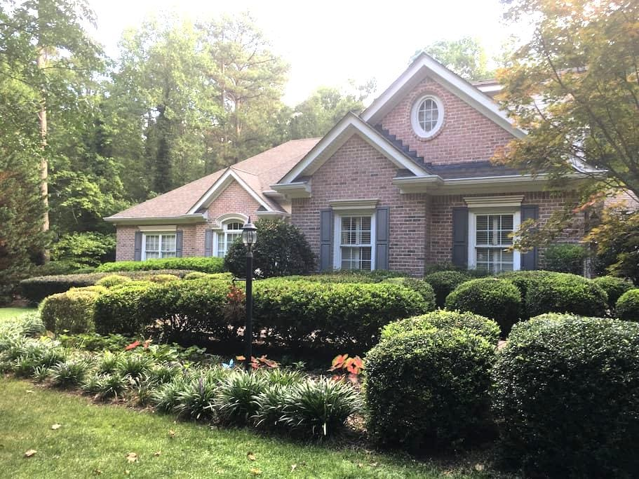 Lovely new 1 Bedroom Apt in Executive Buford Home - Buford