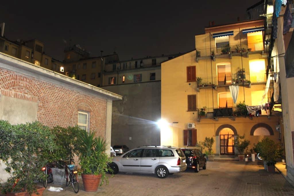 Bilocale Stazione Centrale via Sammartini - Milão - Apartamento