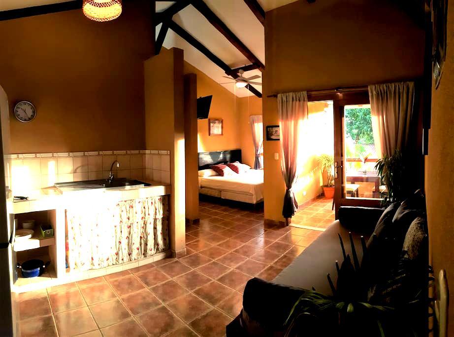 Maracuya. Equipped Flat in Santa Teresa. Wifi + AC - Santa Teresa Beach - Appartement
