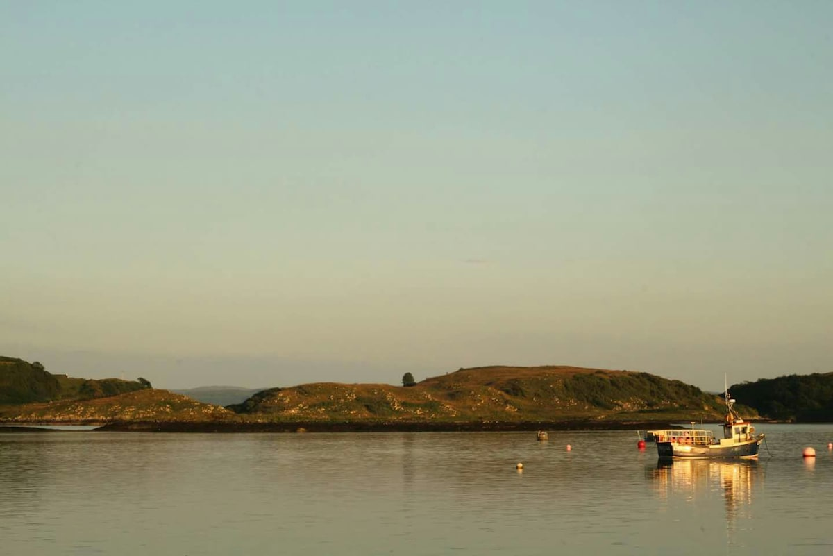 Isle of Luing  ' The Boat House '
