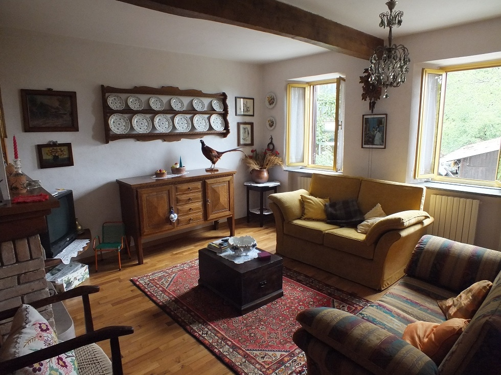 Beautiful apartment in Val d'Asta
