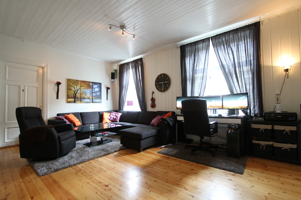 Charming and central appartement