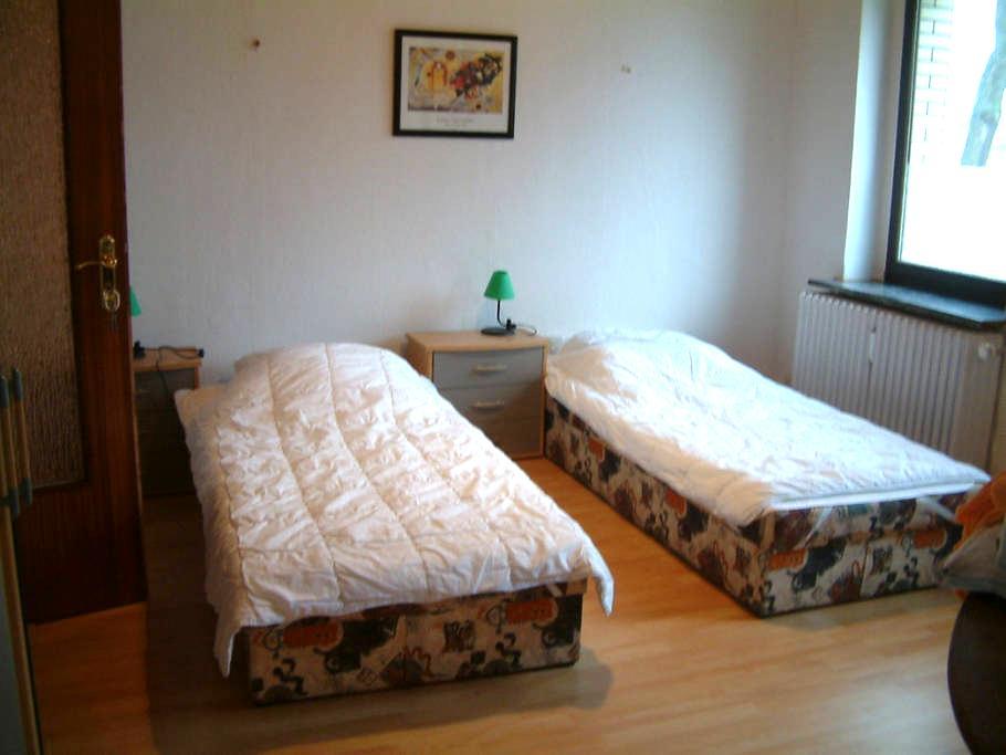 Gästehaus Monteurzimmer  Schöningen - Schöningen