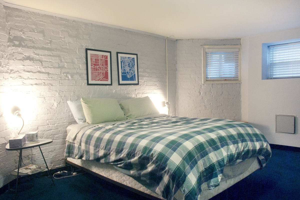 Colorful 1BR in Columbia Heights