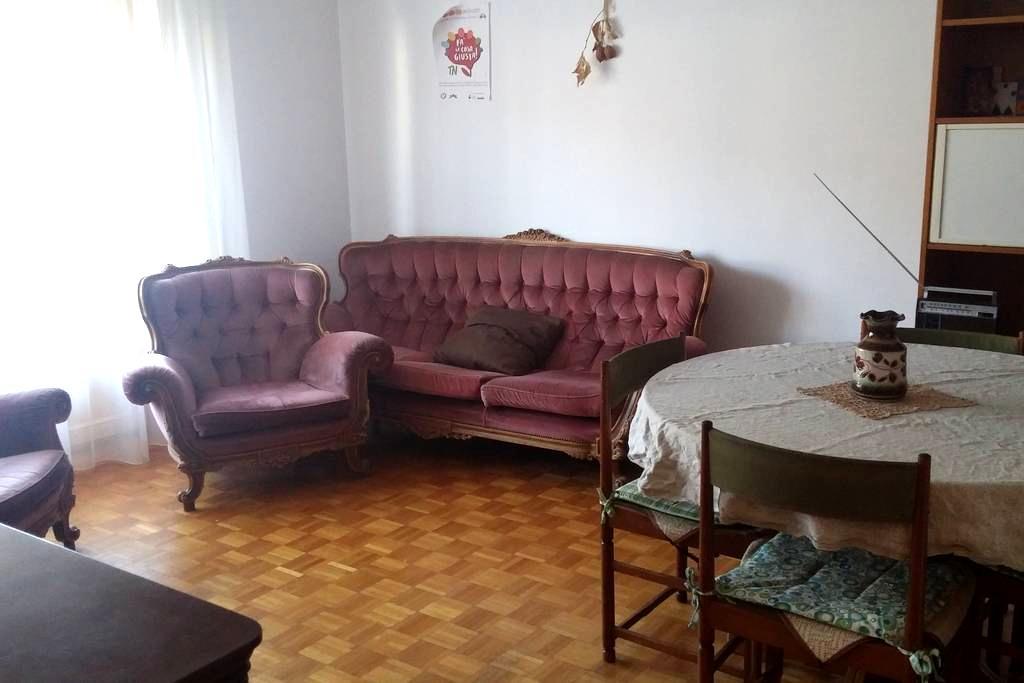 Appartamento in zona bolghera a prezzo contenuto - Trento - Apartemen