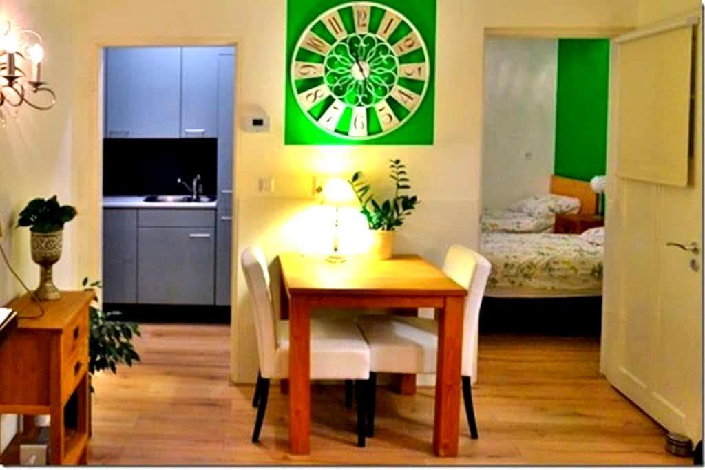Zelfstandig gastenverblijf /centrum Gorinchem - Gorinchem - Oda + Kahvaltı