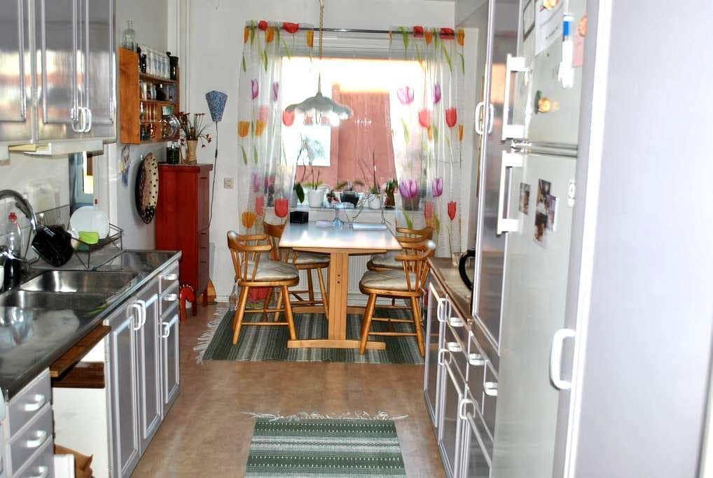 Gothenburg City B&B Majorna 3 - Gothenburg - Bed & Breakfast