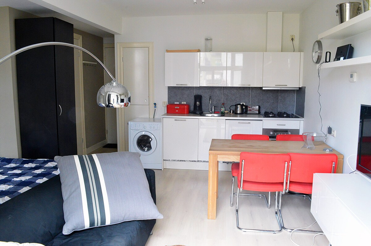 Small cozy studio in the Pijp