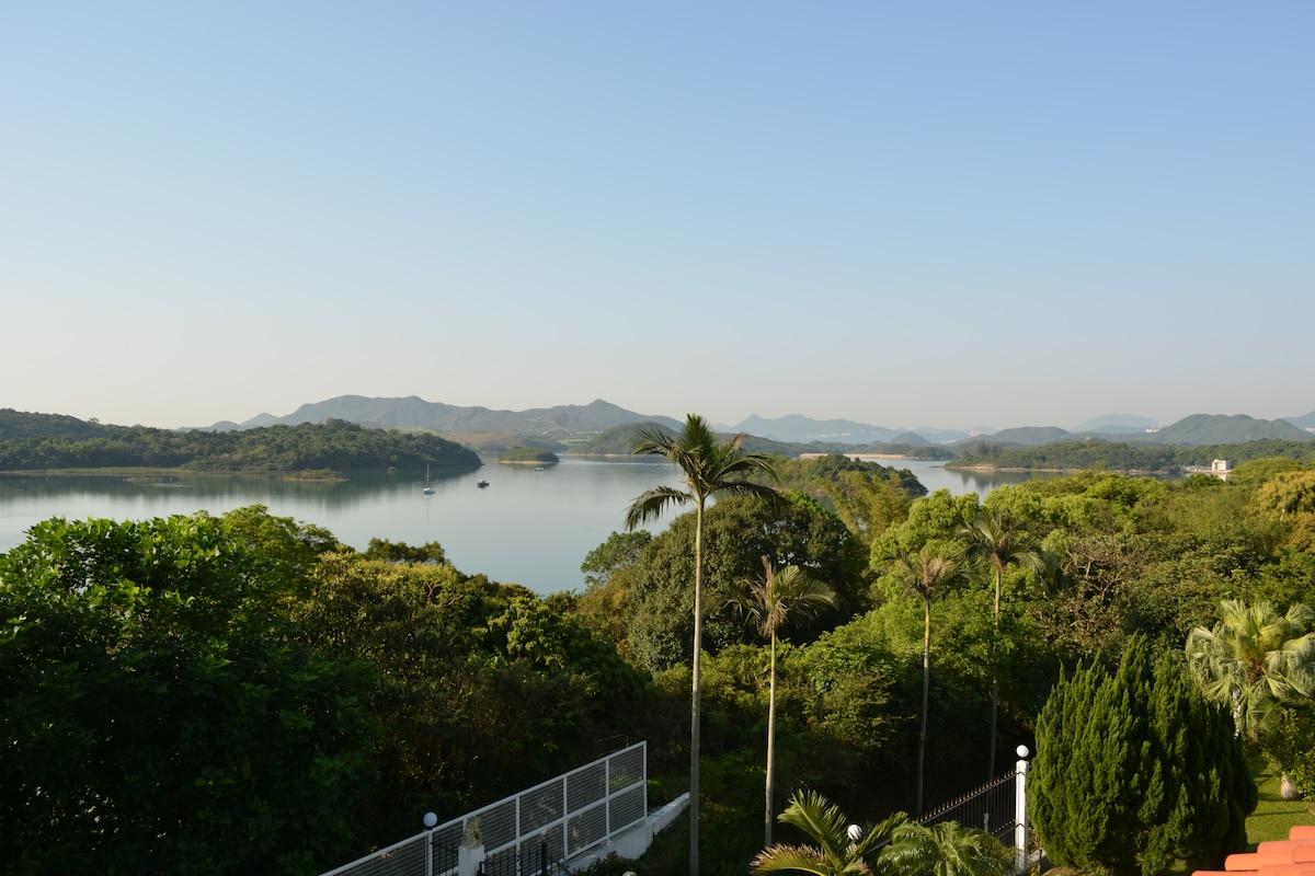 Sai Kung peaceful retreat w/seaview