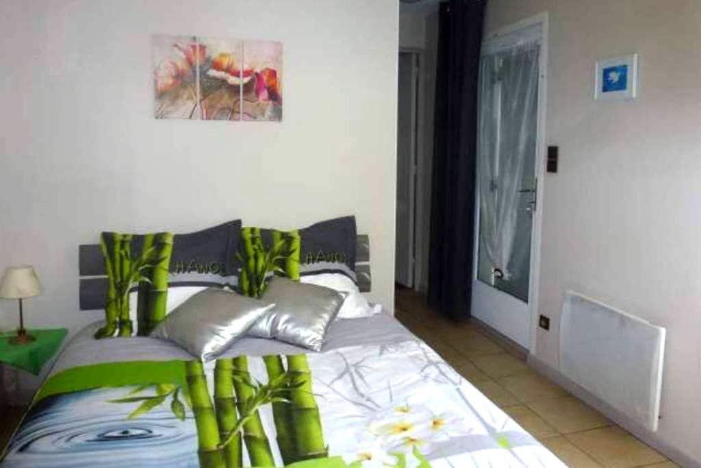 Studio 21 m² dans maison avec terrasse sur Léognan - Léognan - Hus
